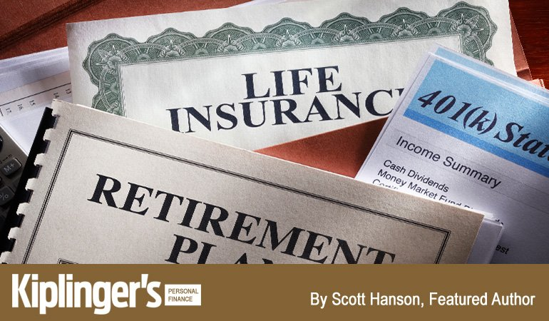 Say No to Life Insurance as a Retirement Fund