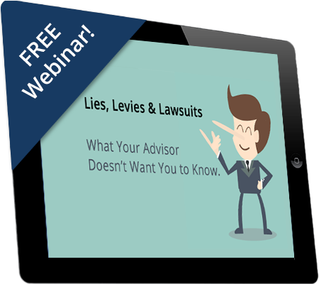 Lies, Levies, and Lawsuits